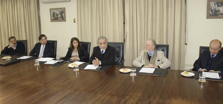 Consejo de la Sociedad Civil de Cochilco sesiona por primera vez